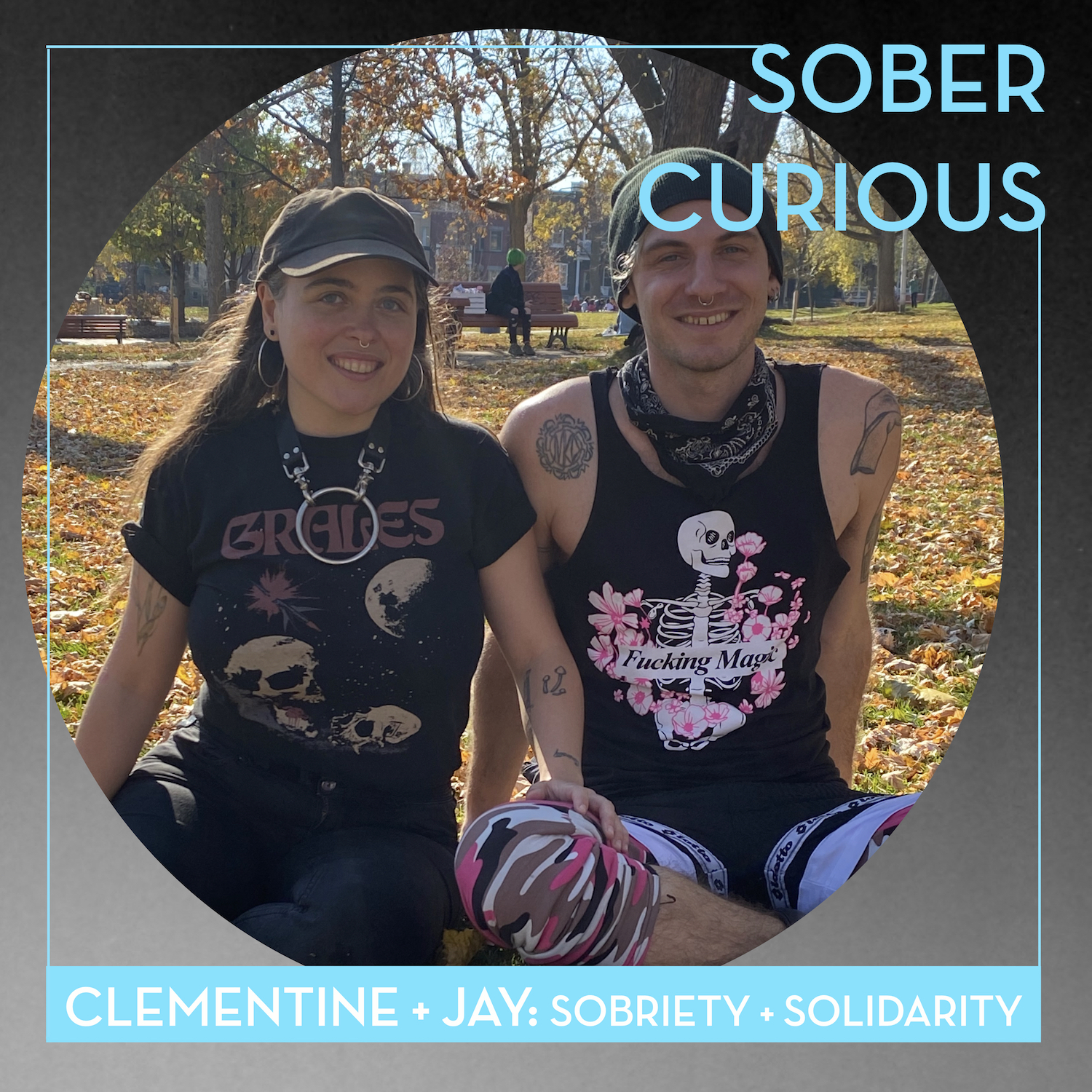 Clementine Morrigan sober curious podcast f***ing cancelled